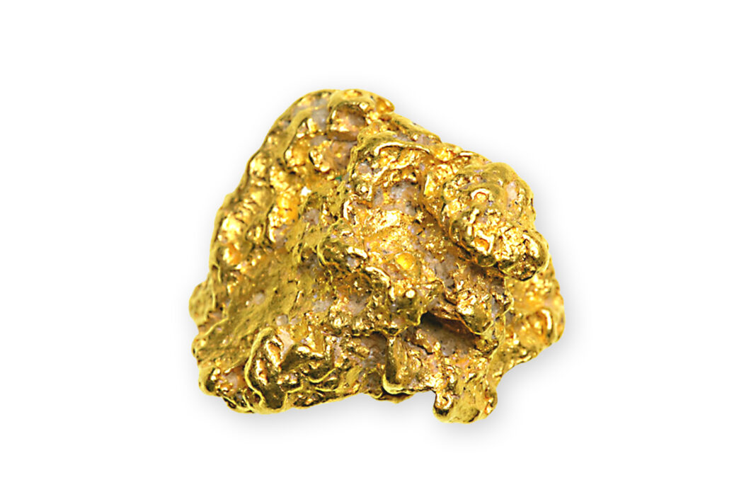 Oro - Une Pepita de oro