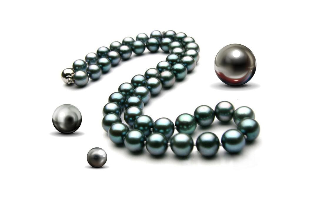 Perlas de Tahiti Joyas Paris