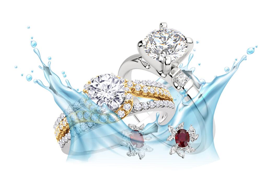 Cuidado y limpieza de tus joyas