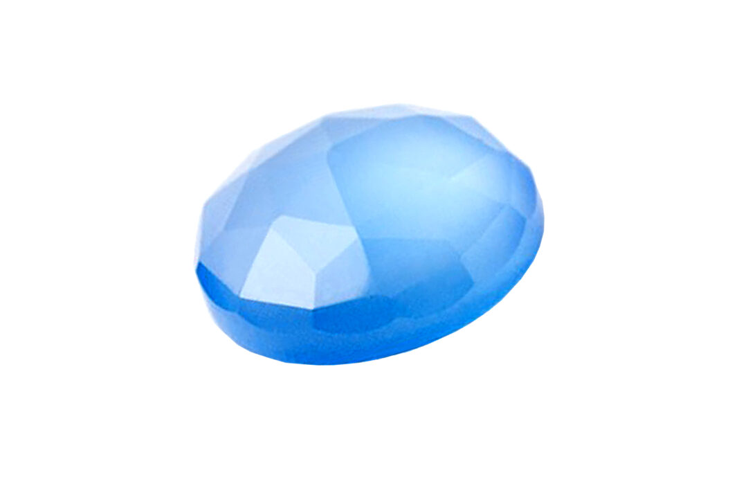 Calcedonia Azul